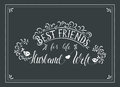 Handwriting vector lettering quote.