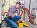 Handyman Royalty Free Stock Photo