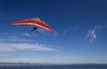 Hang glider Royalty Free Stock Photography