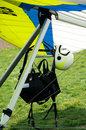 Hang glider Royalty Free Stock Photos