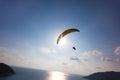 Hang Gliding In Phuket, Thailand