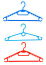 Hangers Royalty Free Stock Photos