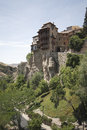 Hanging Houses, Cuenca, Spain Stock Images