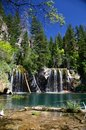 Hanging lake -  Colorado Royalty Free Stock Images