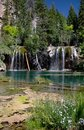 Hanging lake -  Colorado Stock Image
