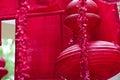 Asian lanterns Royalty Free Stock Photo