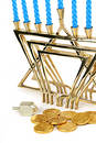 Hanukah Still Life 2 Royalty Free Stock Photo