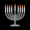 Hanukkah and all things related Royalty Free Stock Photo