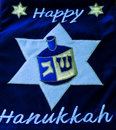 Hanukkah the Jewish holiday of lights Royalty Free Stock Photography