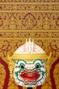 Hanuman Royalty Free Stock Images