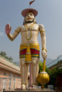 Hanuman very famous induan god Stock Photo