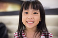 Happy Asian Chinese little girl Royalty Free Stock Photo