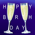 Happy Birth Day Royalty Free Stock Images