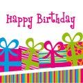 Pohlednice s přáním všeho nejlepšího k narozeninám