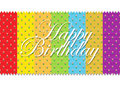 Happy birthday53 Royalty Free Stock Image