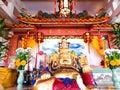 Happy Buddha Royalty Free Stock Photo