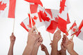 Happy Canada Day! Royalty Free Stock Photo