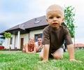 Happy child, happy life Royalty Free Stock Photo