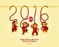 Happy Chinese New Year 2016 Ye...
