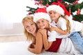 Happy Christmas People Heap