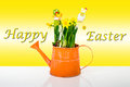 Happy Easter composition
