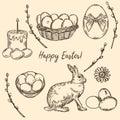 Happy Easter set 1