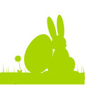 Happy easter vector of illustration Stock Photo