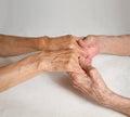 Happy Elderly Couple. Old Peop...