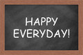 Happy Everyday