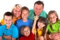 Šťastná rodina