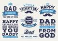 Feliz padres divisa