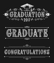 Happy Graduation day. Congratulations in Victorian style