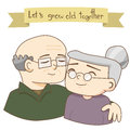 Happy Grandparents Day. vector illustration.
