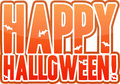 Happy halloween! Royalty Free Stock Images