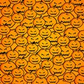 Happy halloween card design illustration Royalty Free Stock Photo