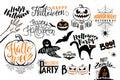 Happy Halloween Celebration Ic...