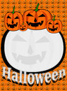 Happy Halloween theme and halloween background Royalty Free Stock Photo