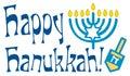Happy Hanukkah Greeting
