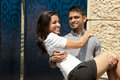 Happy Indian Couple Royalty Free Stock Photography