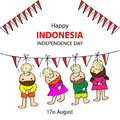 Happy Indonesia Independence Day.