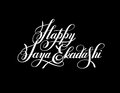 Happy jaya ekadashi lettering inscription to indian holiday medi