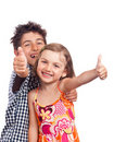 Happy kids Royalty Free Stock Photography