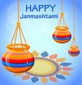 Happy Krishna Janmashtami.
