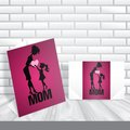 Happy mother's day greeting card design template vector illustration eps Royalty Free Stock Image
