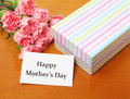 Happy mother's day concept Stock Photos