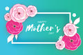 Happy Mother`s Day Greeting Ca...