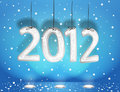 Happy new 2012 Royalty Free Stock Photography