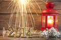 2014 happy new year abstract background Royalty Free Stock Photo