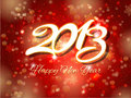 Happy New Year background Stock Photography
