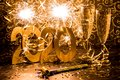 2020 Happy New Year. Royalty Free Stock Photo